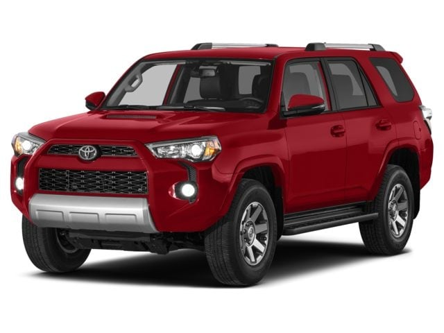 New 2016 Toyota 4Runner 2016 TOYOTA 4RUNNER TRAIL PREMIUM (A5) 4DR SUV 109 SUV near Minneapolis & St. Paul MN