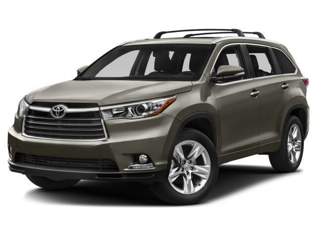New 2016 Toyota Highlander XLE V6 SUV in Denver