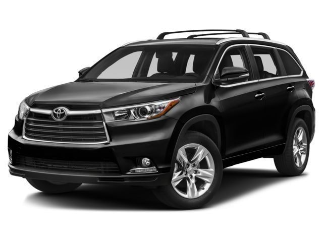New 2016 Toyota Highlander Limited V6 SUV for sale in the Boston MA area