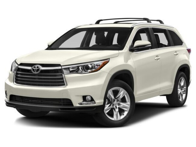 2016 Toyota Highlander Limited Platinum AWD Limited Platinum  SUV
