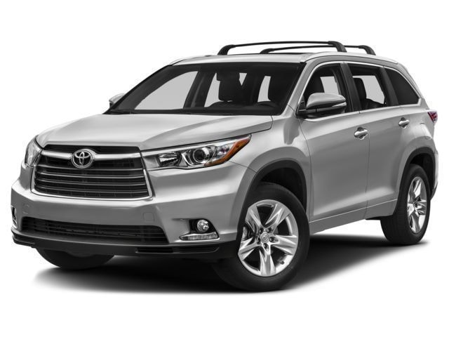 New 2016 Toyota Highlander Limited Platinum V6 SUV for sale in the Boston MA area