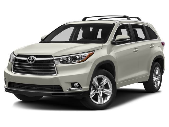 2016 Toyota Highlander Limited Platinum V6 SUV in Dublin, CA