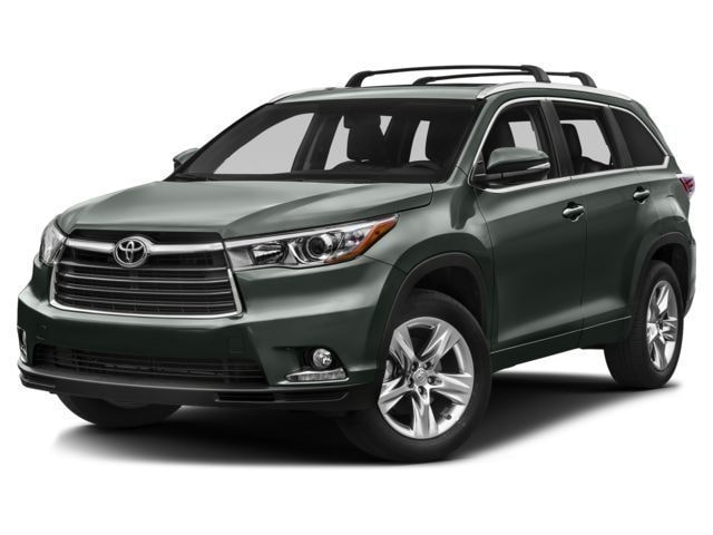 New 2016 Toyota Highlander Limited Platinum V6 SUV in Vienna, VA