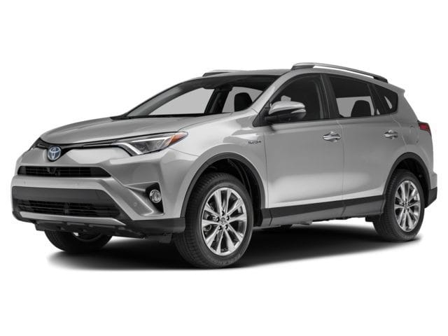 New 2016 Toyota RAV4 Hybrid 2016 TOYOTA RAV4 HYBRID LIMITED (A6) 4DR SUV 104.7 SUV Minneapolis