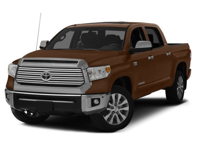 2016 Toyota Tundra Limited Crew Cab Short Bed Truck