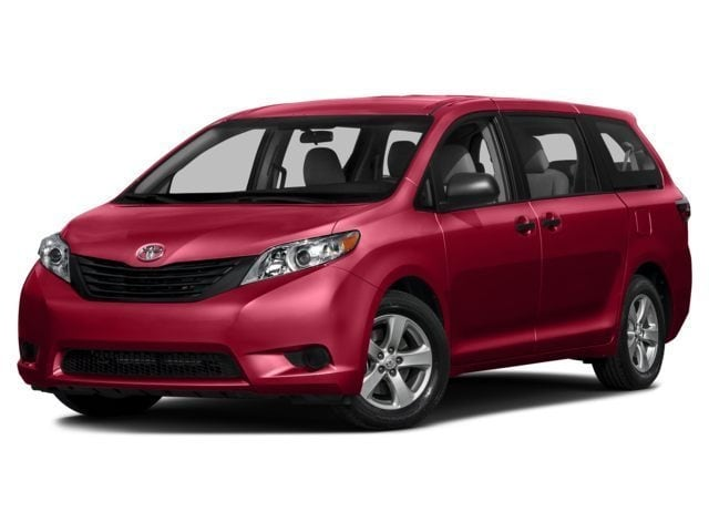 New 2016 Toyota Sienna LE 8 Passenger Van in Johnstown, NY