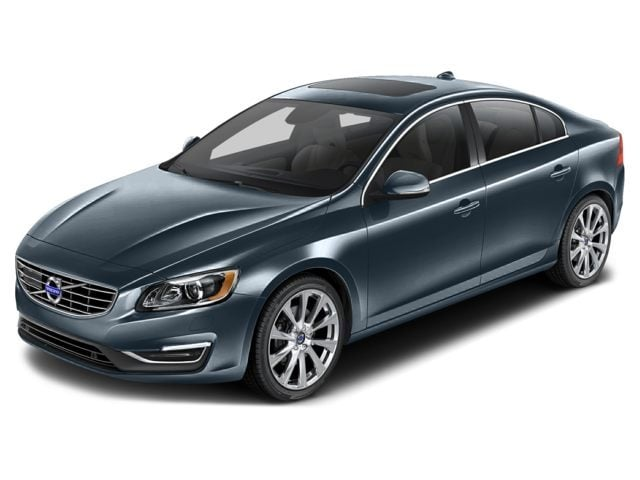 2016 Volvo S60 T5 Platinum Inscription Sedan