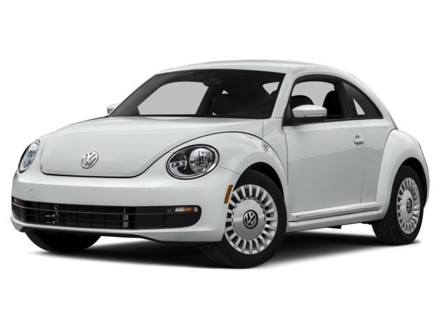 2016 Volkswagen Beetle 1.8T Fleet Edition w/PZEV Hatchback