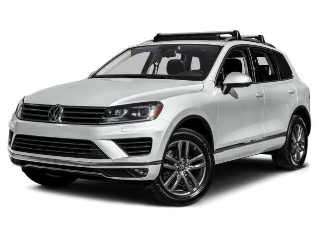 2016 Volkswagen Touareg TDI Lux 4MOTION SUV Medford, OR