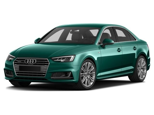 New 2017 Audi A4 2.0T Prestige Sedan San Jose