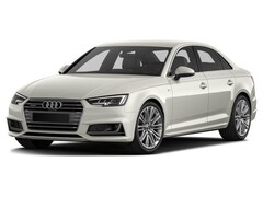 Pre-Owned 2017 Audi A4 2.0T Premium Plus Sedan WAUENAF45HN065381 for sale in Latham, NY