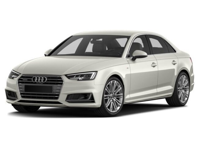 Certified 2017 Audi A4 2.0T Sedan in Devon