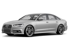 New Audi 2017 Audi A6 3.0T Sedan in Parsippany, NJ