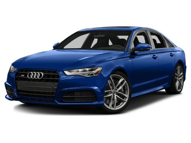 New 2017 Audi S6 4.0T Prestige Sedan San Jose