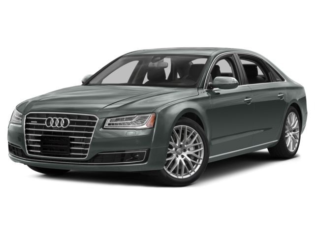 New 2017 Audi A8 L 3.0T Sedan in Atlanta, GA