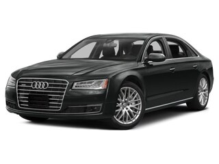 2017 Audi A8 L 3.0T Sedan for sale at Jack Daniels Audi of Upper Saddle River, NJ
