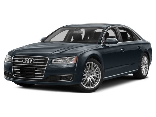 New 2017 Audi A8 L 4.0T Sport Sedan For Sale in Beverly Hills
