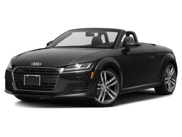New 2017 Audi TT 2.0T Roadster San Jose