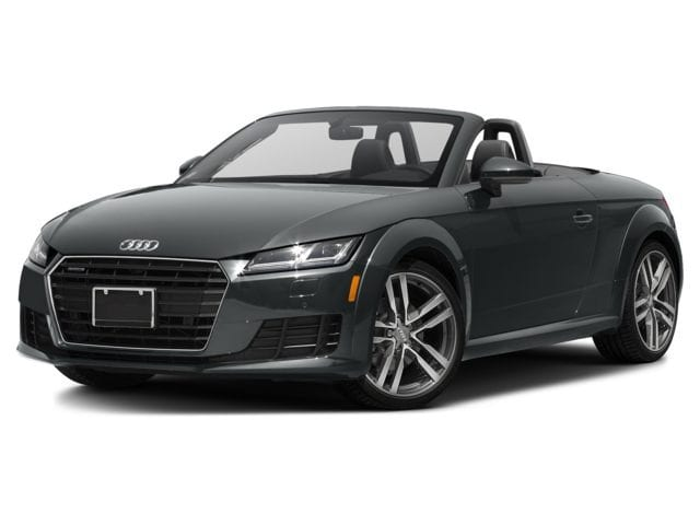 New 2017 Audi TT 2.0T Roadster for sale in the Boston MA area