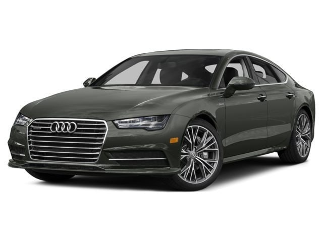 2017 Audi A7 3.0T Competition Prestige Hatchback