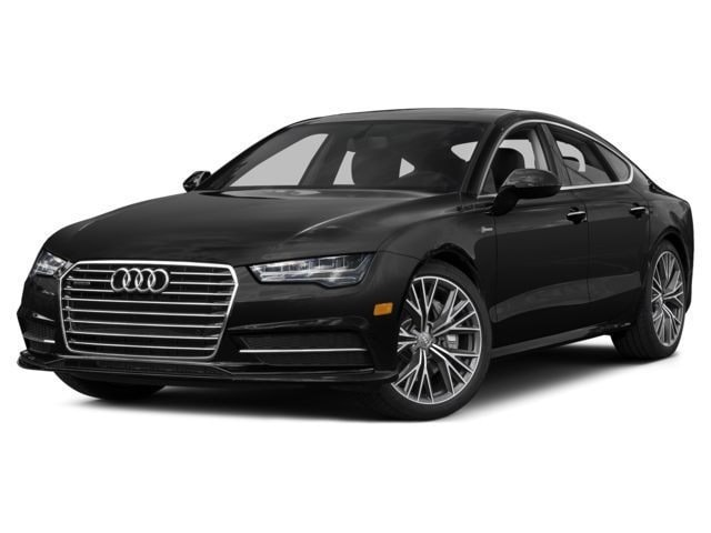 2017 Audi A7 3.0T Competition Prestige Sedan