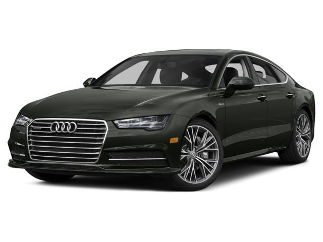 2017 Audi A7 Competition Prestige