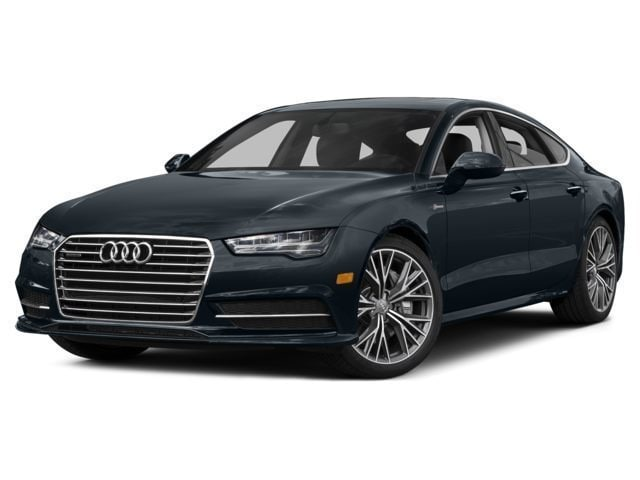2017 Audi A7 3.0T Competition Sedan