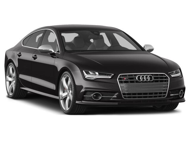 New 2017 Audi S7 4.0T Prestige Sedan San Jose