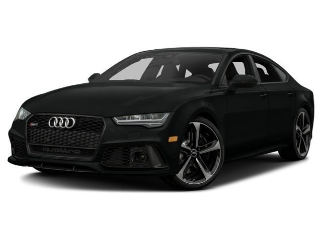New 2017 Audi RS 7 4.0T Prestige Sedan San Jose