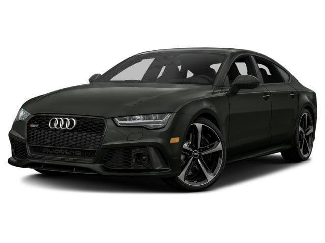 2017 Audi RS 7 4.0T performance Prestige