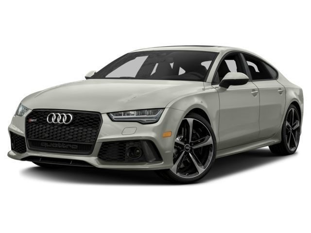 2017 Audi RS 7 4.0T performance Prestige Hatchback