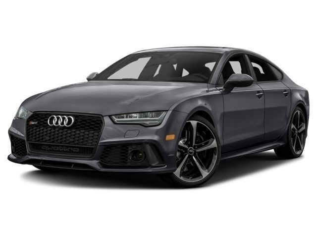 New 2017 Audi RS 7 4.0T performance Prestige Sedan in Atlanta, GA