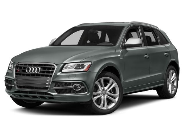 New 2017 Audi SQ5 3.0T Premium Plus SUV Near Los Angeles