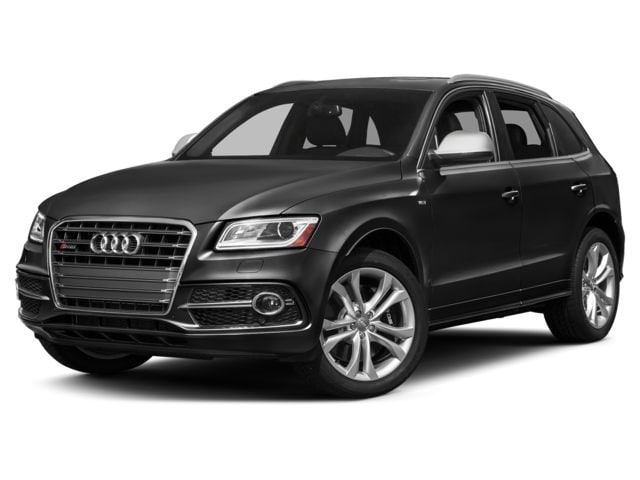 New 2017 Audi SQ5 3.0T Premium Plus SUV Miami