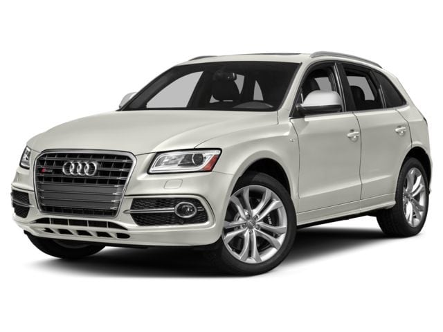 New 2017 Audi SQ5 2.0T Premium Plus SUV For Sale in Beverly Hills