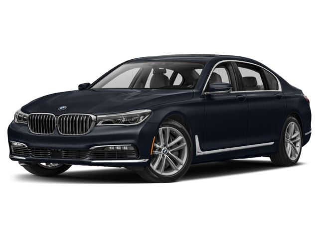 New 2017 BMW 750i xDrive Sedan Seaside, CA