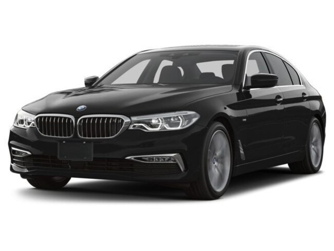 2017 BMW 5 Series xDrive Sedan