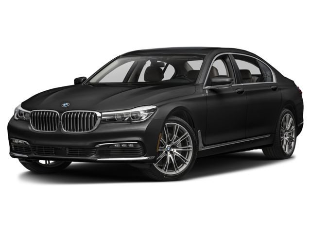 New 2017 BMW 740i Sedan For Sale Plano TX