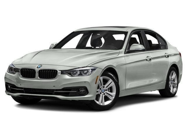 New 2017 BMW 330i Sedan For Sale Plano TX