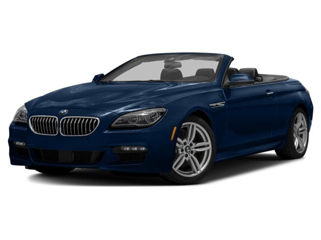 New 2017 BMW 640i Convertible For Sale Plano TX