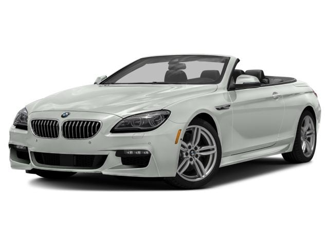 2017 BMW 6 Series 640i xDrive Convertible