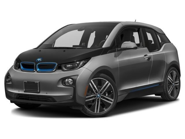 New 2017 BMW i3 94 Ah Hatchback for sale in the Boston MA area
