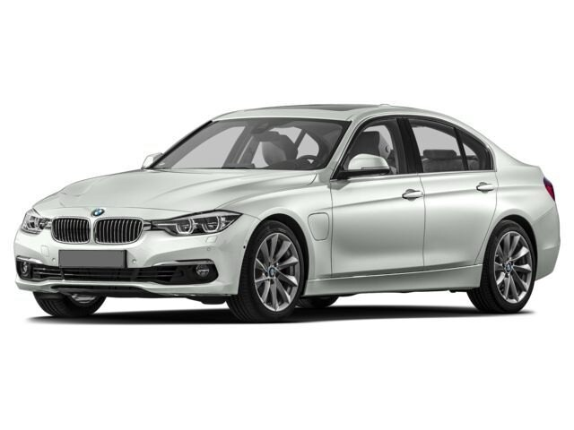 2017 BMW 330e iPerformance (A8) Sedan