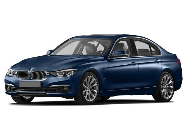 New 2017 BMW 330e iPerformance (A8) Sedan in Los Angeles