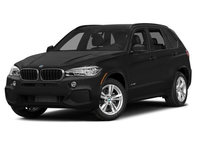 New 2017 BMW X5 sDrive35i near Los Angeles