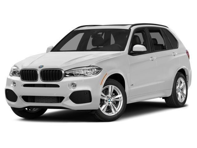 2017 BMW X5-Series SUV