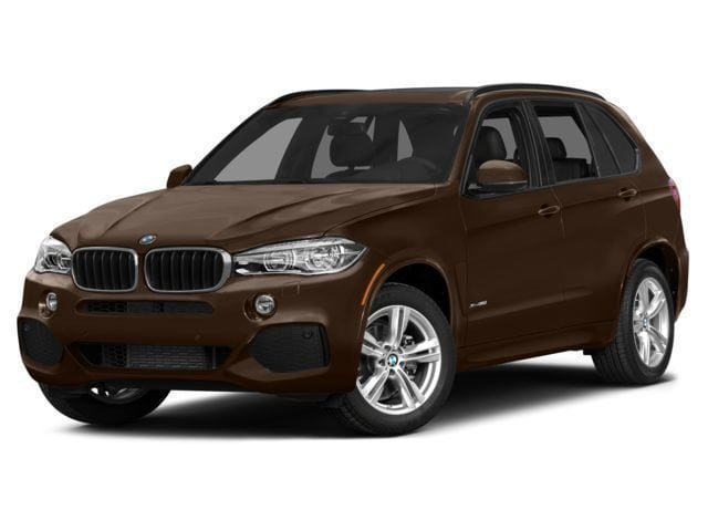 2017 BMW X5-Series SAV