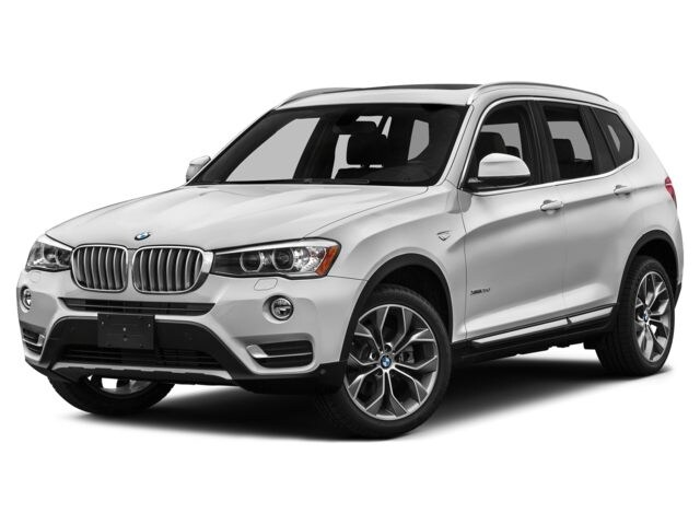 New 2017 BMW X3 xDrive28i SAV for sale in the Boston MA area