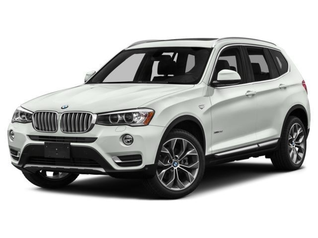 New 2017 BMW X3 xDrive35i SAV for sale in the Boston MA area