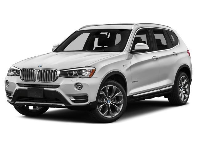 New 2017 BMW X3-Series Xdrive35i Sports Activity Vehicle SAV in Berkeley
